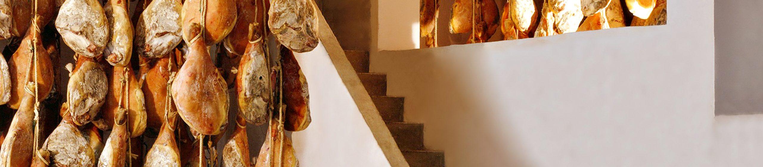 Secadero de jamón