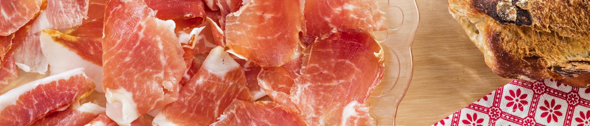 Loncha - Mejor jamón de Teruel